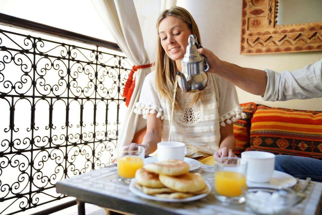 Lua de mel em Marrocos