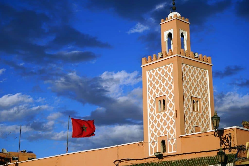 Marrocos Bandeira