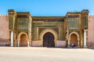 Centro Histórico de Meknès