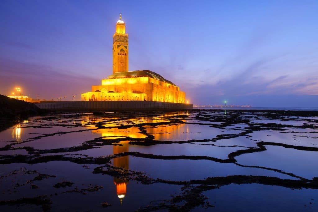 Mesquita-Hassan-II