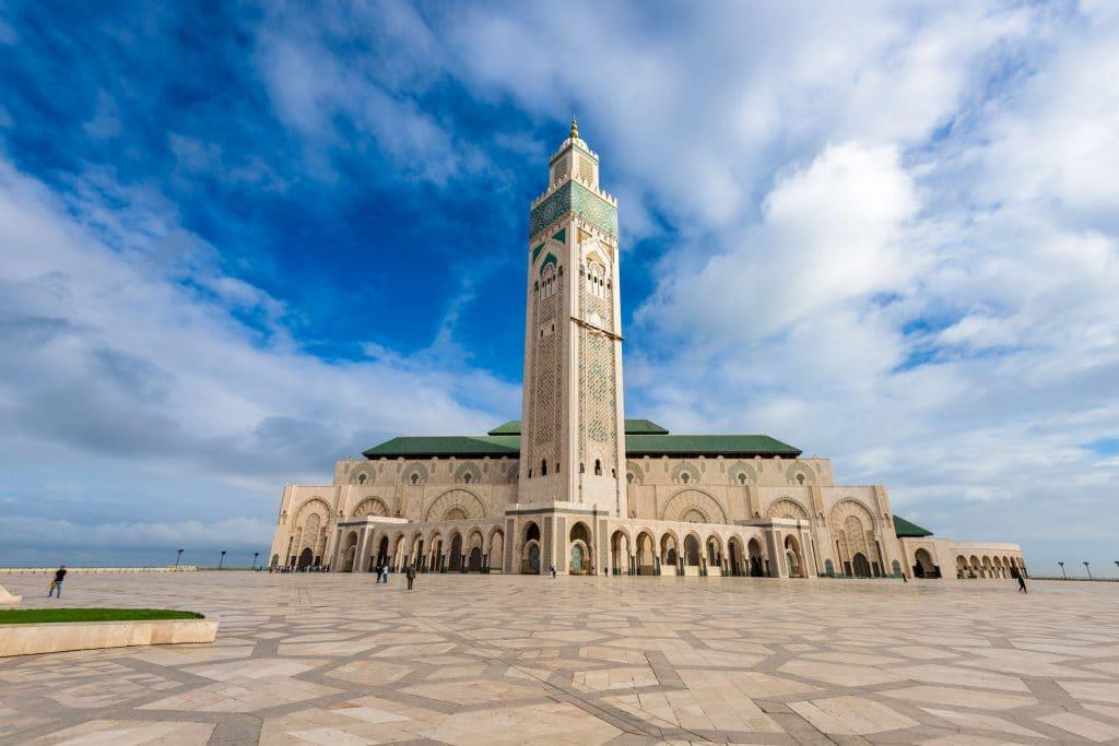 Mesquita em Casablanca