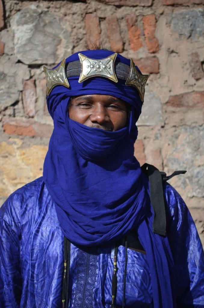 Homem marroquino