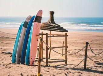 Onde fazer surf em Marrocos