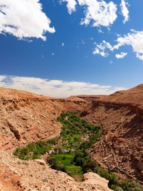Ounila Valley Morocco