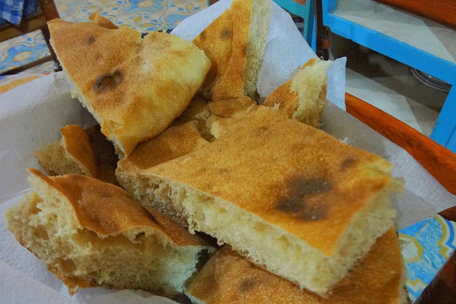 Receitas de Pão Marroquino