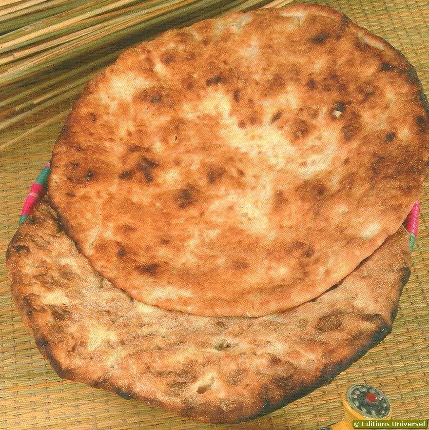 Receitas de Pão Marroquino Pao Marroquino Tradicional Marrocos Culinária em Marrocos