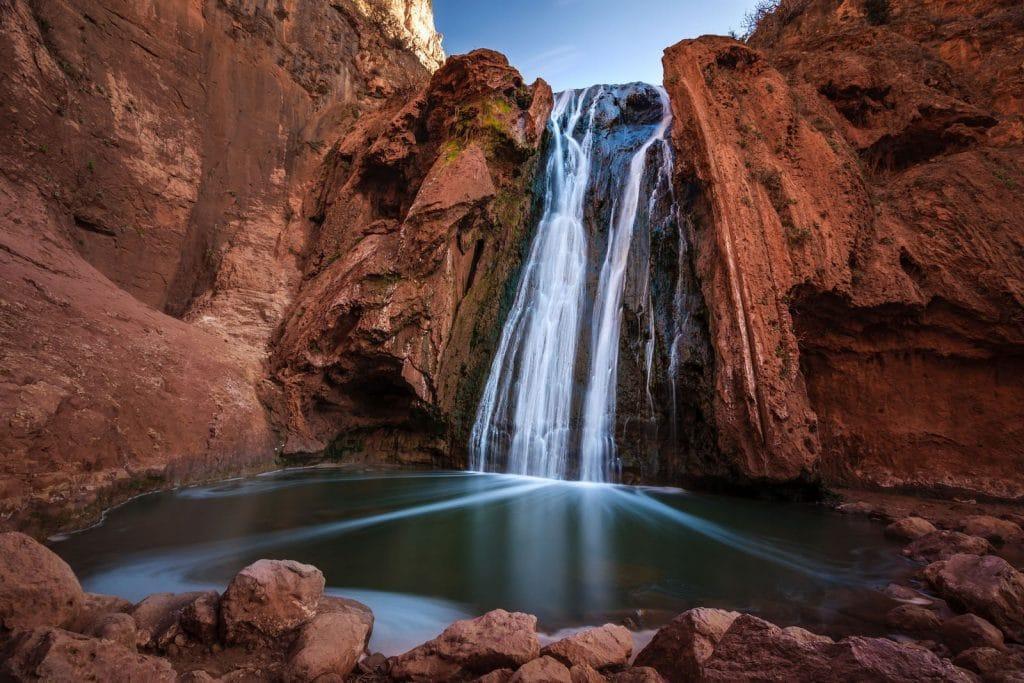 Parque Nacional Aguelmam Azigza Marrocos