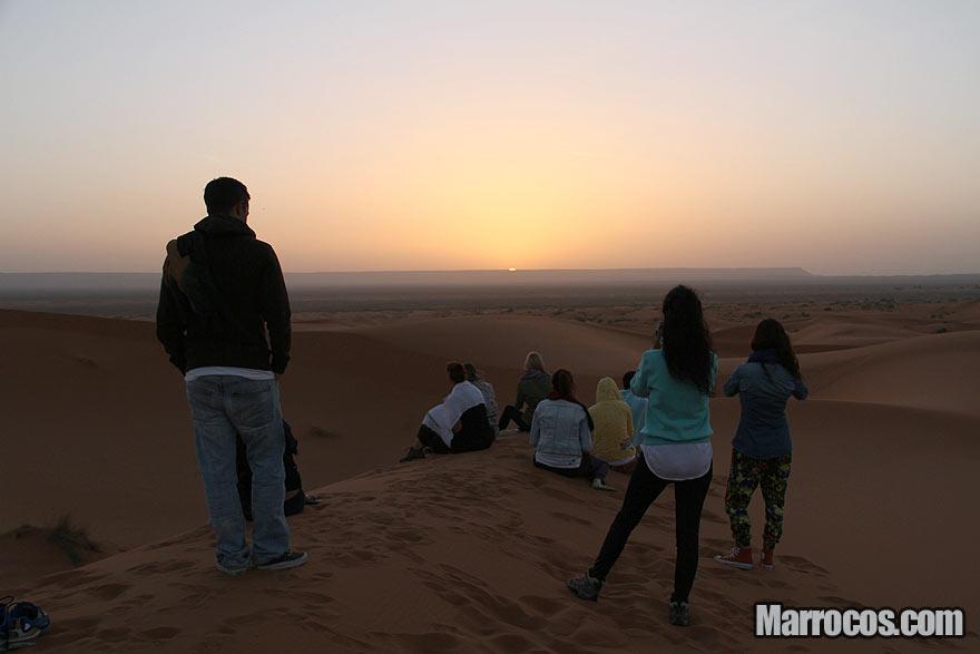 Dunas de Erg Chebbi, o autêntico Deserto do Saara