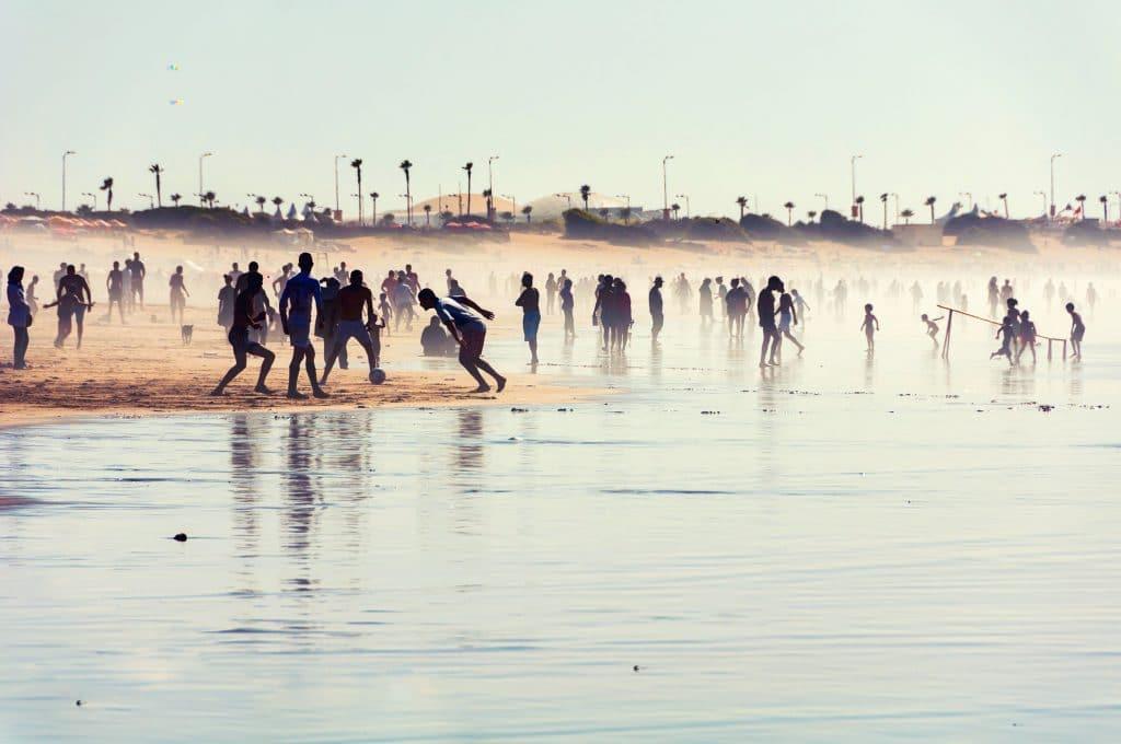 Praias em Casablanca