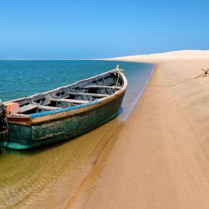 Praias em Marrocos