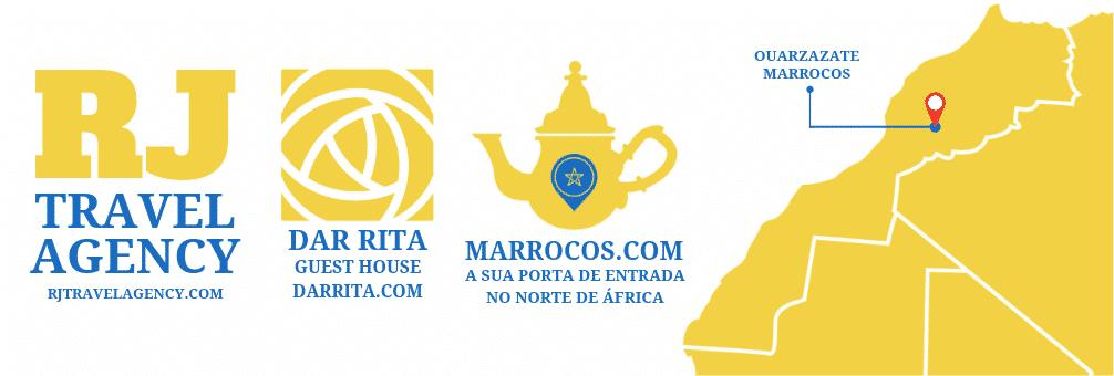 Agencia de Viagens em Marrocos