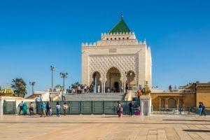 Conjunto histórico de Rabat