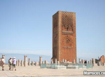 Cidade de Rabat em Marrocos
