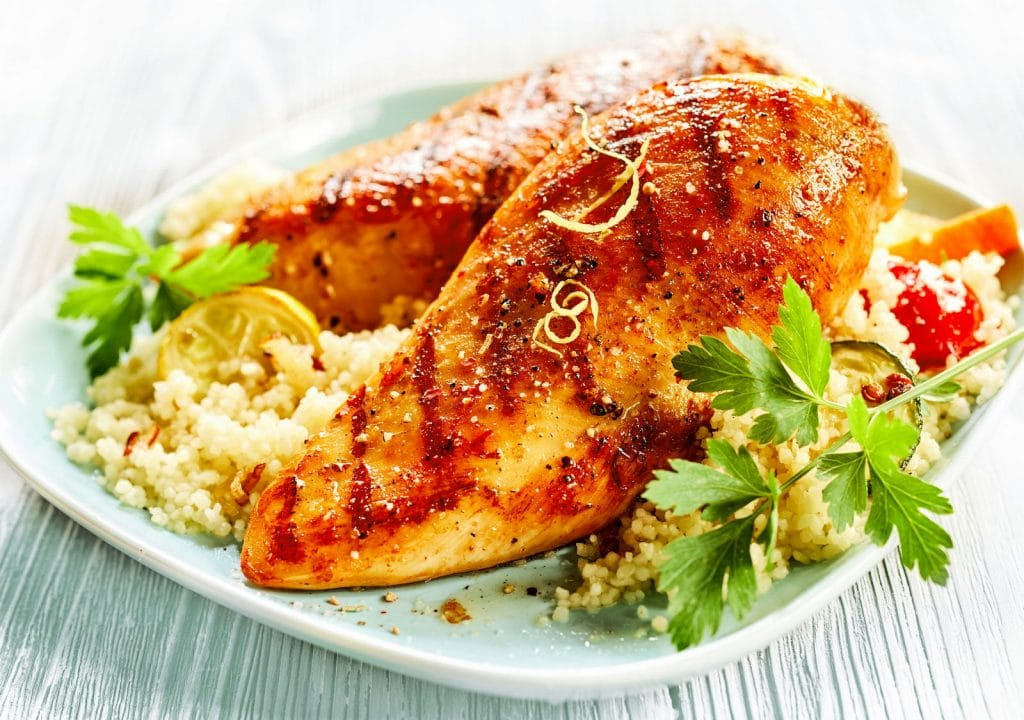 Receitas de cuscuz de frango e outras carnes