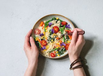 Receitas de salada de cuscuz