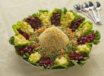 Receitas de salada marroquina