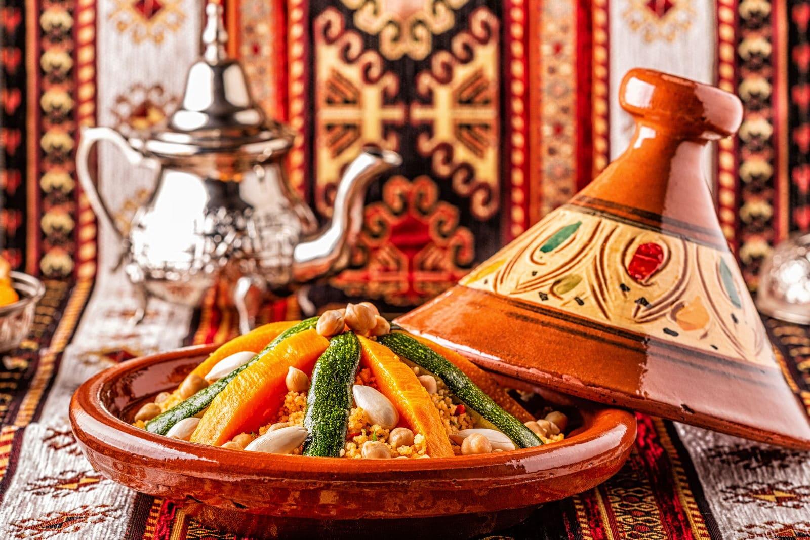 Restaurantes marroquinos