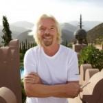 Richard Branson em Marrocos