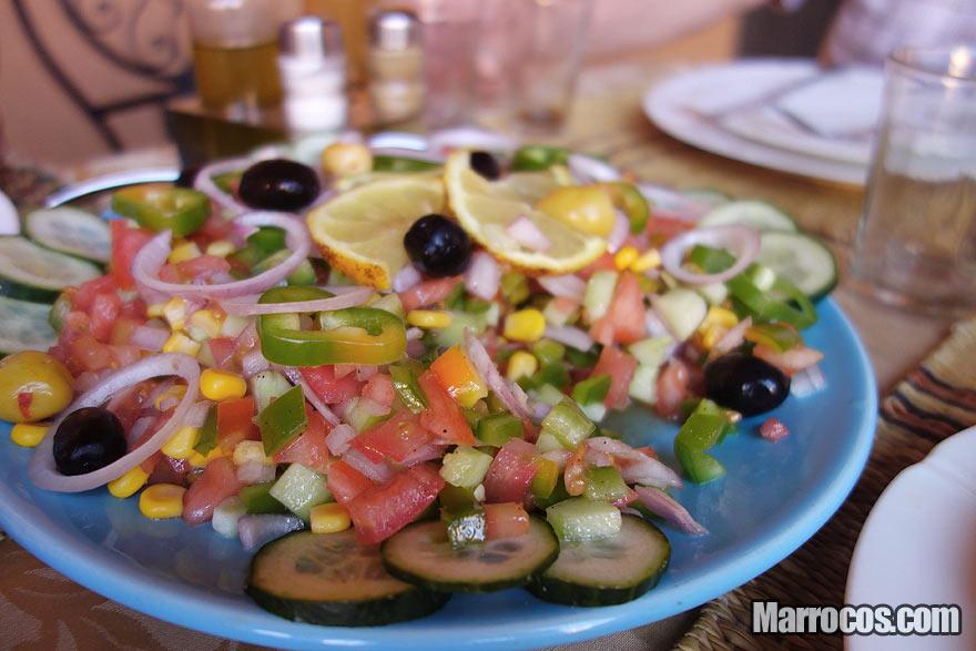 Salada de Marrocos