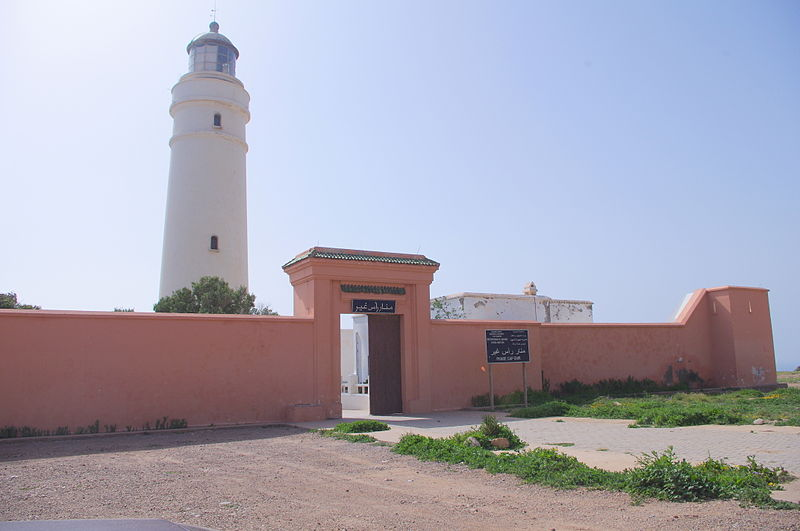 Santa Cruz de Cabo de Gué em Marrocos