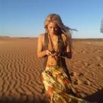 Shakira em Marrocos
