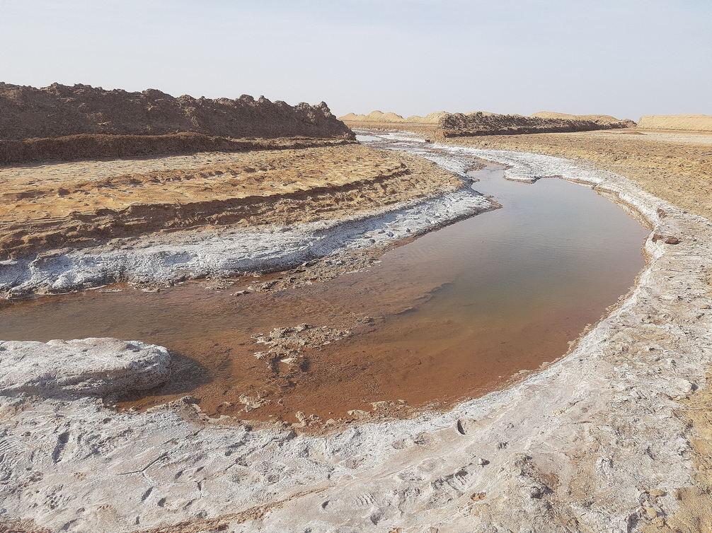 14 Dias Irão - Pérsia Mágica Shur Salt River Iran Outros Destinos