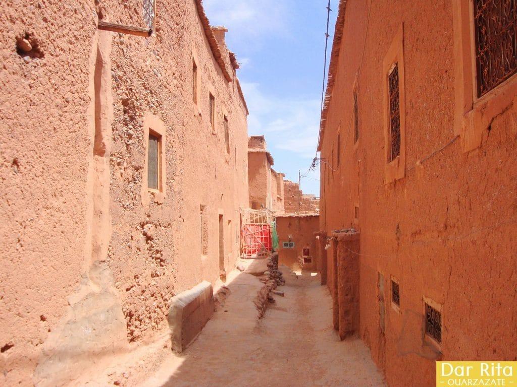 Hotel português em Marrocos TASSOUMAAT OUARZAZATE Alojamento