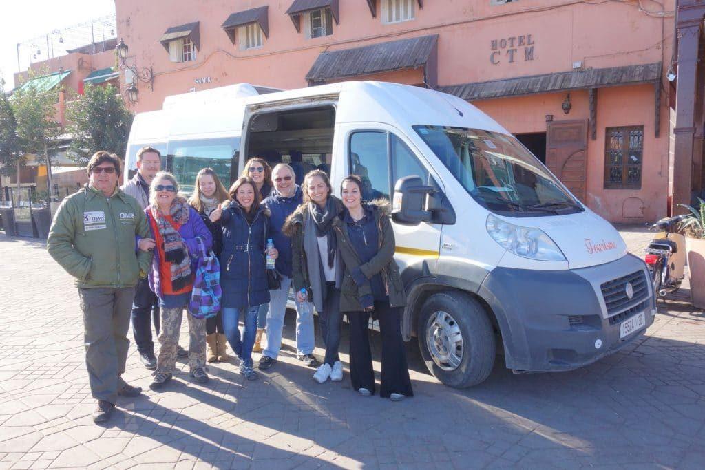 TOUR DESERTO MARROCOS