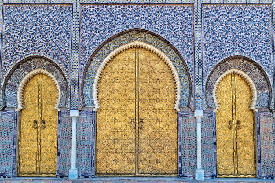Locais UNESCO Património Mundial da Humanidade em Marrocos