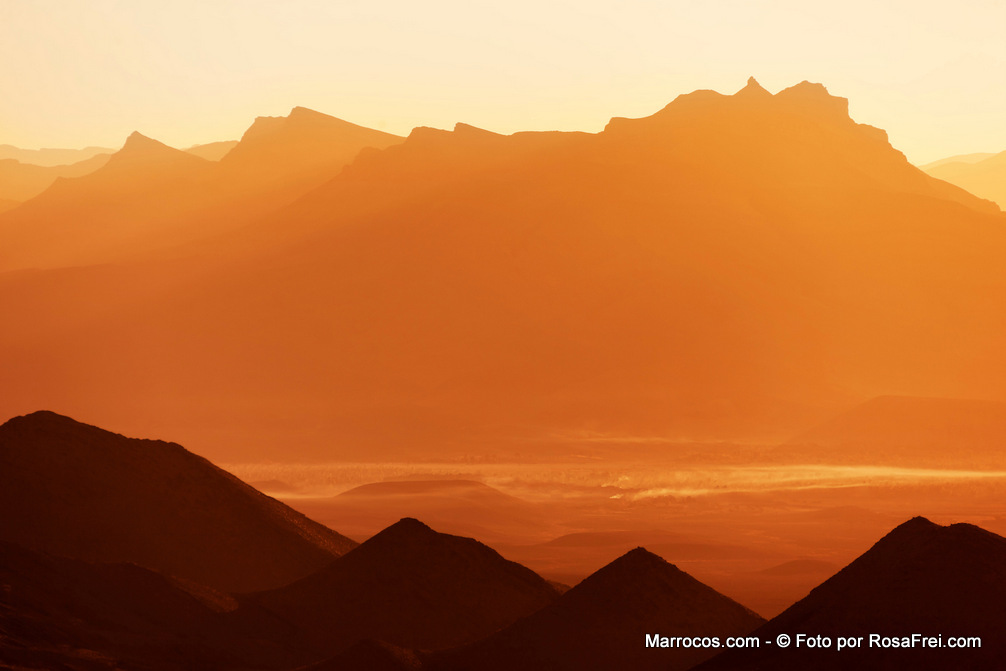 Fotos de Marrocos Vale do Draa Marrocos 3 Fotografias de Marrocos