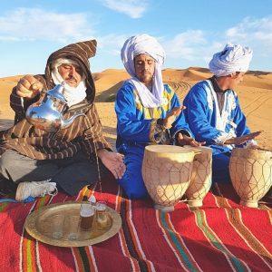 Viagem ao Deserto de Marrocos