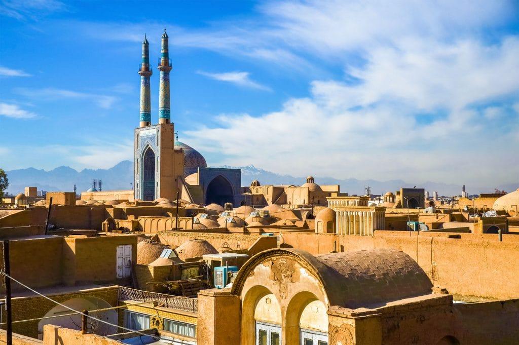 14 Dias Irão – Pérsia Mágica