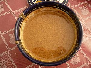 Amlou em Marrocos