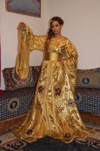 Caftan em Marrocos