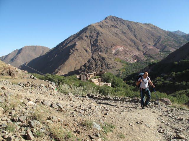 Caminhada para o Toubkal, Montanhismo em Marrocos