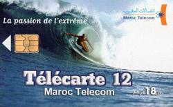 Cartao de telefone Telecarte