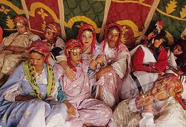 Festival das Rosas em Kelaat MGouna