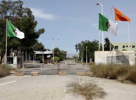 Fronteira Marrocos Argélia