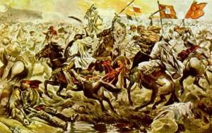 Guerra de Alcácer Quibir em Marrocos