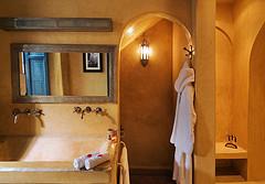 Hammam com massagem em Marrocos