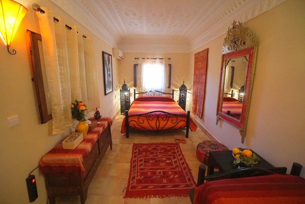 Hotel Dar Rita na cidade de Ouarzazate