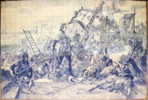 Infante D. Henrique em Ceuta