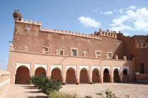Kasbah Tifoultoute em Ouarzazate