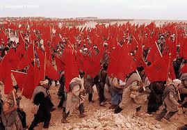 Marcha verde em Marrocos