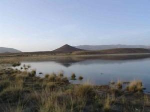 Parque Nacional do Alto Atlas Oriental Marrocos