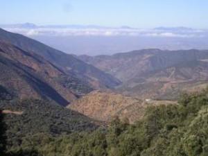 Parque Nacional de Tazekka Marrocos