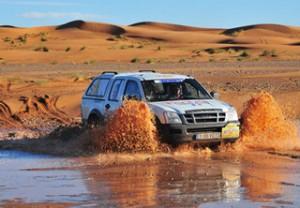 Expedições e rallys em Marrocos