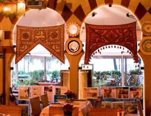 Restaurante Marroquino