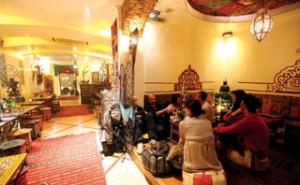 Restaurante Marroquino em Lisboa