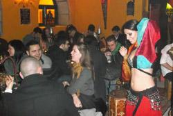 Cafe Bar marroquino no Porto